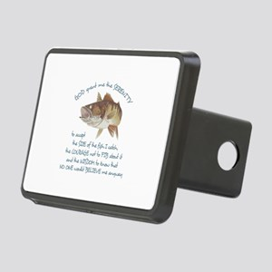 A FISHERMANS PRAYER Hitch Cover