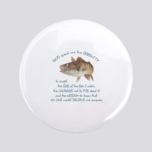 "A FISHERMANS PRAYER 3.5"" Button"