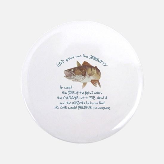 """A FISHERMANS PRAYER 3.5"""" Button"""
