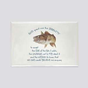 A FISHERMANS PRAYER Magnets