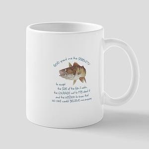A FISHERMANS PRAYER Mugs