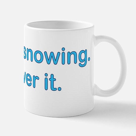 Yes, Snow Mug