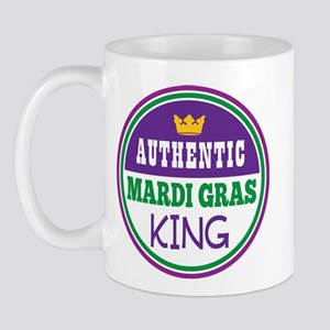 Mardi Gras King Mugs
