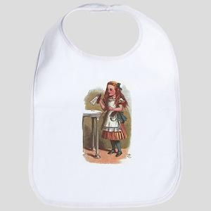 Drink Me! Alice in Wonderland Bib