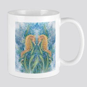 Sweet Seahorses Mugs