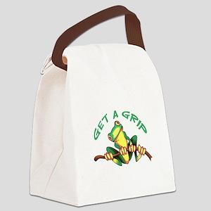 GET A GRIP Canvas Lunch Bag