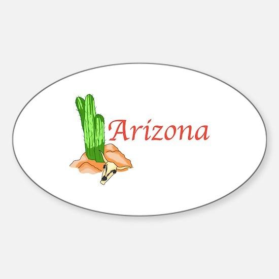 Arizona Decal