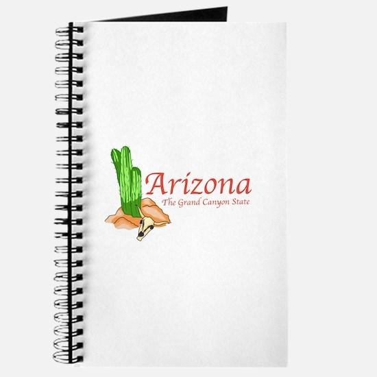 Arizona The Great Canyon State Journal