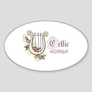 CELTIC WOMAN Sticker