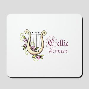 CELTIC WOMAN Mousepad