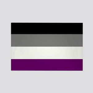 Asexual Flag Magnets