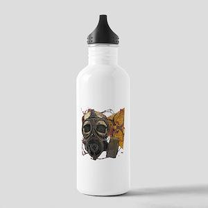 Biohazard Zombie Apoca Stainless Water Bottle 1.0L