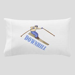 Downhill Pillow Case