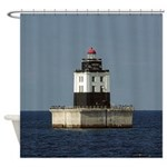 Poe Reef Light Shower Curtain