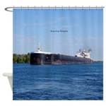 American Integrity Shower Curtain