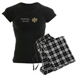 Fueled by Morels Women's Dark Pajamas