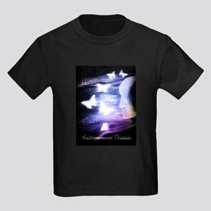Hope, Pray, Cure Autoimmune Disease T-Shirt