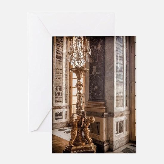 Cherubs of Versailles Greeting Cards