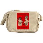 Existential Valentine Messenger Bag