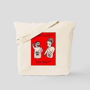 Existential Valentine Tote Bag