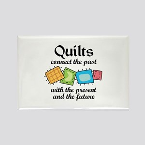 QUILTS CONNECT Magnets