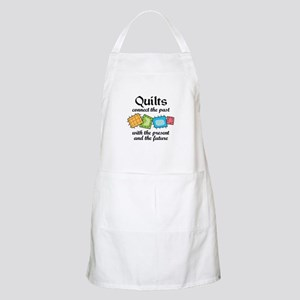 QUILTS CONNECT Apron