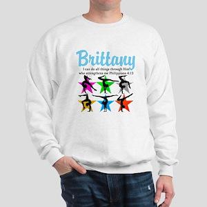 UPLIFTING GYMNAST Sweatshirt