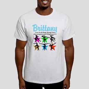 UPLIFTING GYMNAST Light T-Shirt