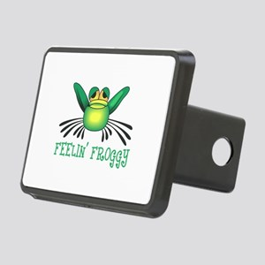 FEELIN FROGGY Hitch Cover