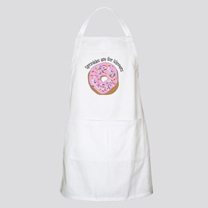 Sprinkles Are For Winners Apron