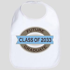 Class of 2033 Future Graduate Bib