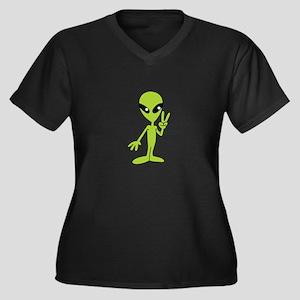 ALIEN Plus Size T-Shirt