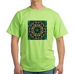 Dreaming Mandala Green T-Shirt