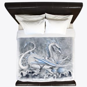 Winter's Promise, The White Dragon, King Duvet