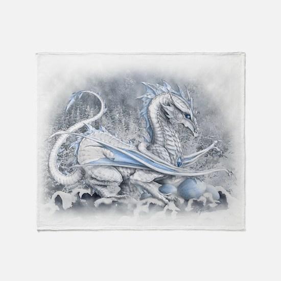 Winter's Promise Throw Blanket