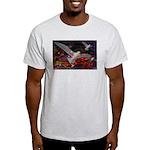 Son Set Goals Ash Grey T-Shirt