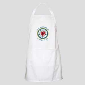 LIVE BY FAITH Apron