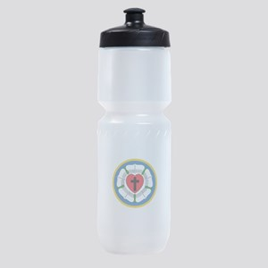 LUTHERS ROSE Sports Bottle