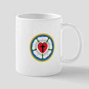 LUTHERS ROSE Mugs