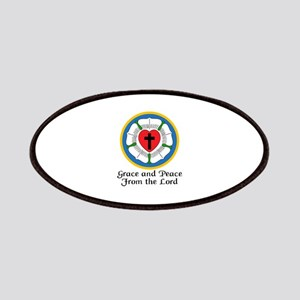 GRACE AND PEACE Patches