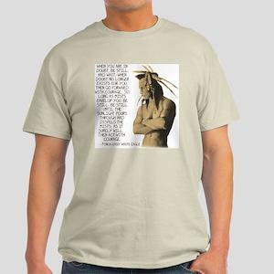 """""""Dispel Doubt"""" Light T-Shirt"""