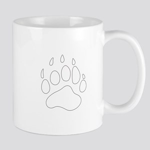REV APP BEAR PAW M Mugs