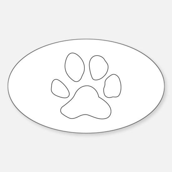 REVERSE APP TIGER PAW S Decal
