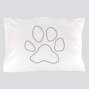 REVERSE APP TIGER PAW S Pillow Case