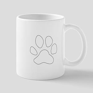 REVERSE APP TIGER PAW S Mugs