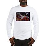 Son Set Goals Long Sleeve T-Shirt