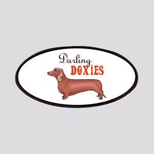 DARLING DOXIES Patches