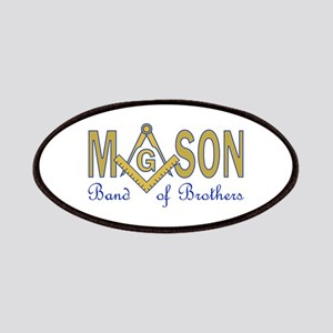 MASON BAND OF BROTHERS Patches