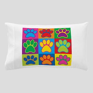 Pop Art Paws Pillow Case