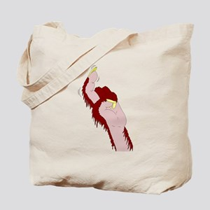 Claw Pointing Tote Bag